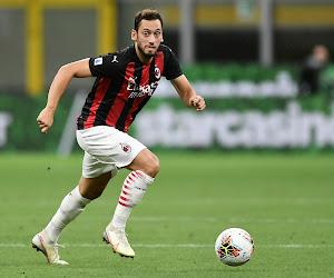 Un joueur de l'AC Milan en passe de rejoindre l'Inter