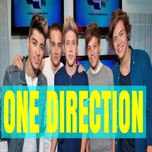 One Direction Ringtone Songs High Quality Offline - náhled