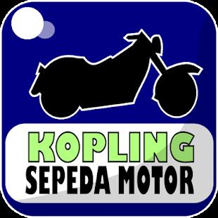 Kopling Sepeda Motor - náhled