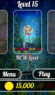 Match 3 - Candy World- screenshot thumbnail