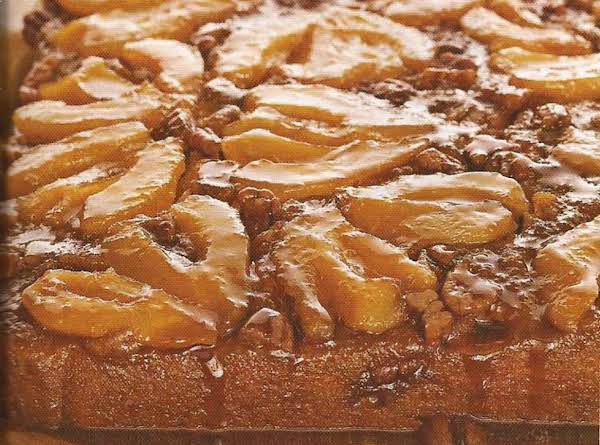 Pumpkin-pear Cake Recipe