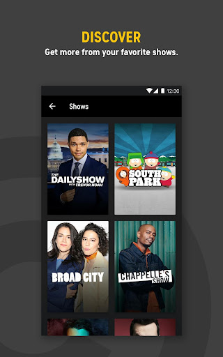 Comedy Central 23.12.0 app download 2