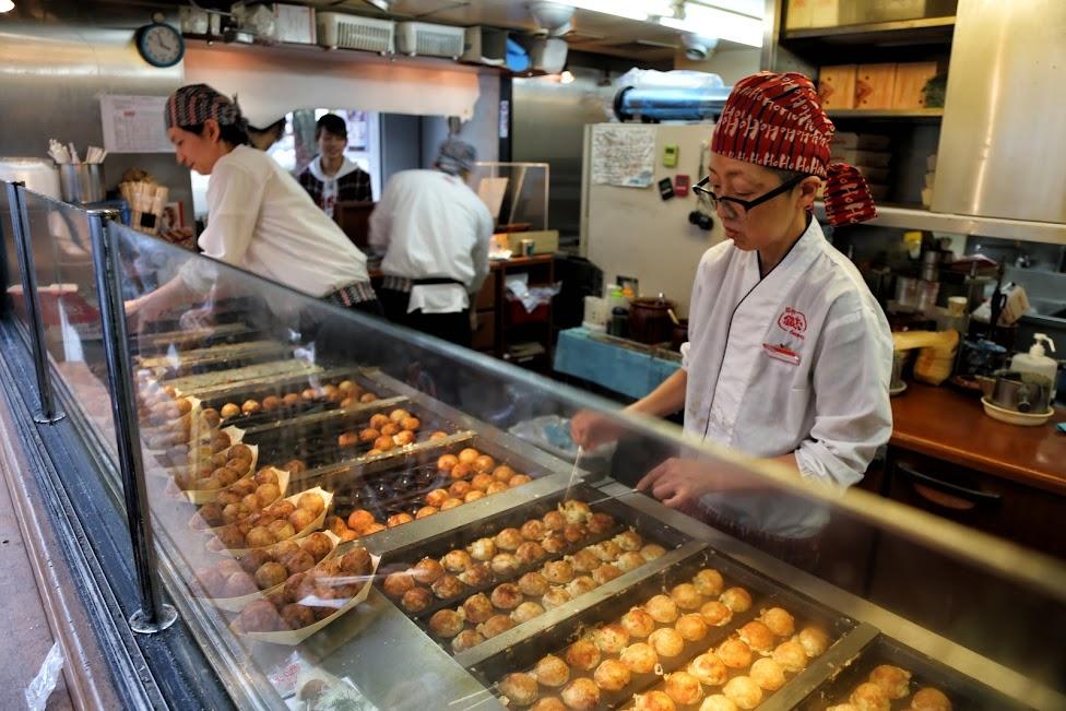 japońskie potrawy, Takoyaki