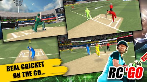 Real Cricket™ GO screenshot 9
