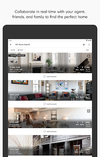 Compass Real Estate - Homes 1.14.0 Screenshots 5