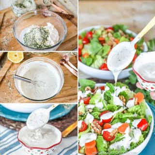 Whole 30 Ranch Dressing.