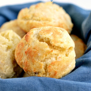 Small Batch Perfect Biscuits