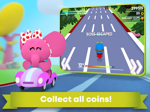 Pocoyo Racing: Kids Car Race - Fast 3D Adventure 1.0.0 screenshots 20