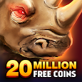 Rhino Fever: Free Slots & Hollywood Casino Games