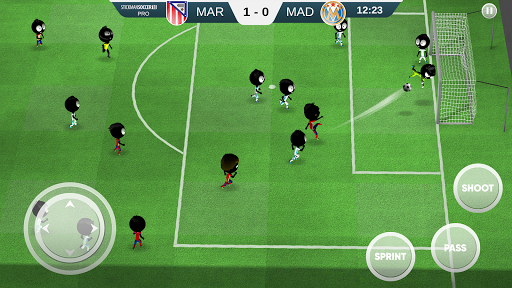 Stickman Soccer 2018 for PC