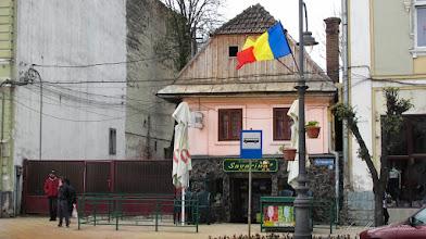 Photo: Piata 1 Decembrie 1918, Nr.5 - casa monument istoric - 2015.04.22