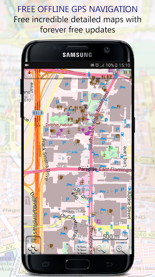 Map Of USA Android Apps On Google Play - Free usa maps