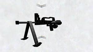 95式軽機関銃