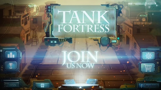 Tank Fortress Screenshot