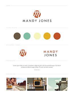 Jones Brand Board - Poster item