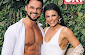 Faye Brookes and Gareth Gates want an intimate wedding