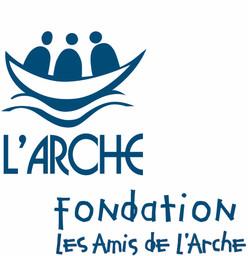 logo fondation les amis de l'arche