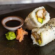 Teriyaki Chicken & Avocado Roll