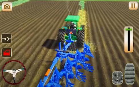 Tractor Farming Simulator:Village life 2020 3