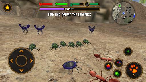 Rhino Beetle Simulator screenshot 8