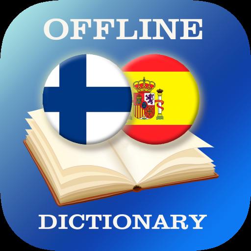 Finnish-Spanish Dictionary