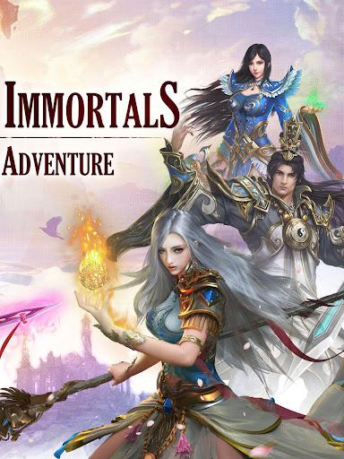 Swords of Immortals screenshot