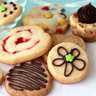 All in One Cookie Recipe Makes 5 Delicious Cookie Flavors