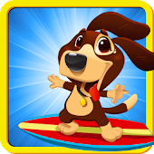 Subway Puppy Surf Runner