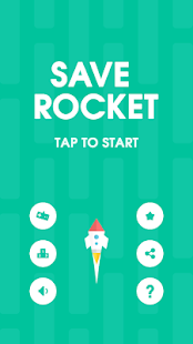 Save Rocket- screenshot thumbnail