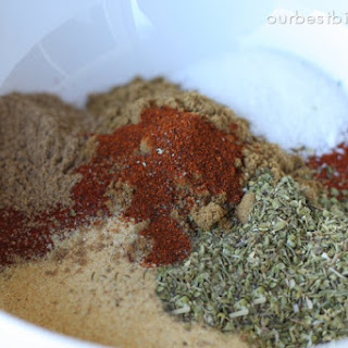 Chili Seasoning Mix
