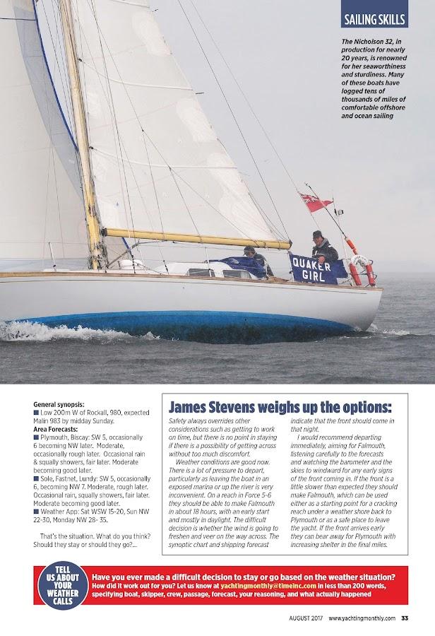 Yachting Monthly- screenshot
