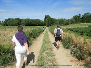 Photo: naar het Natuurreservaat Moenebroek