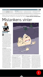 Dagbladet eAvis- screenshot thumbnail