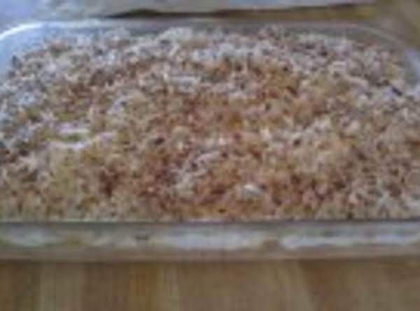 Toasted Coconut Tres Leches Cake Recipe