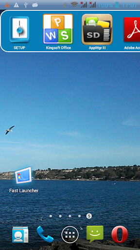 Fast Launcher