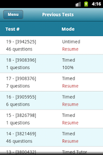 UWorld USMLE - screenshot thumbnail