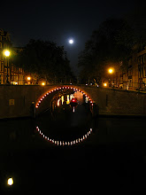 Photo: canal by rembrandtplein