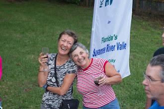 Photo: Barbara and Mary