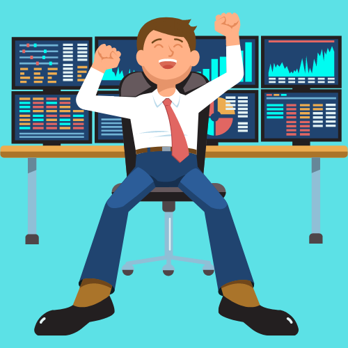 Giao dịch Forex rất dễ kiếm tiền