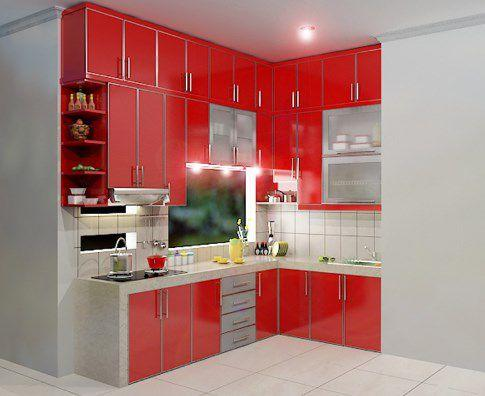 キッチンキャビネットのデザイン