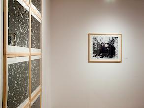 Photo: © Olivier Perrot  The Museum of Photography, Seoul  Groupe Novembre 8 Photogrammes de pluie et photogramme de neige