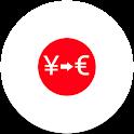 Yen to Eur Converter
