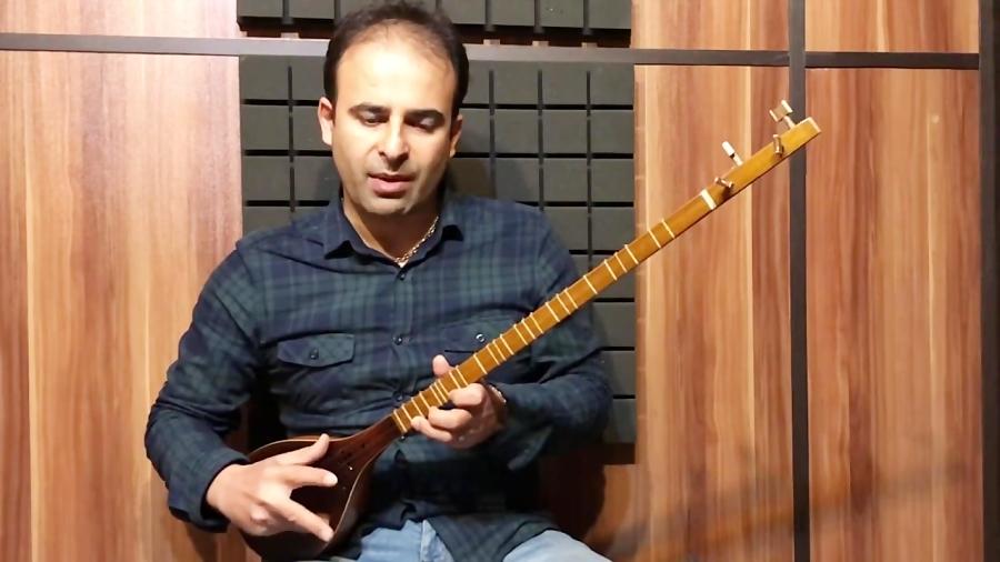 درآمد چهارم آواز بیات کرد ردیف میرزا عبدالله نیما فریدونی سهتار