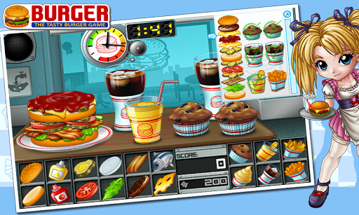 Burger screenshot 6