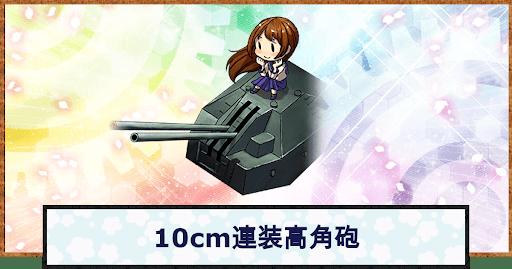 10cm連装高角砲 アイキャッチ
