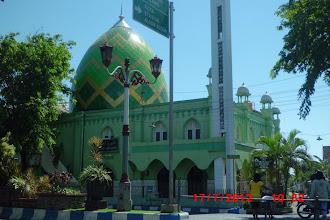 Photo: Kubah Masjid Annur Probolinggo Jawa Timur
