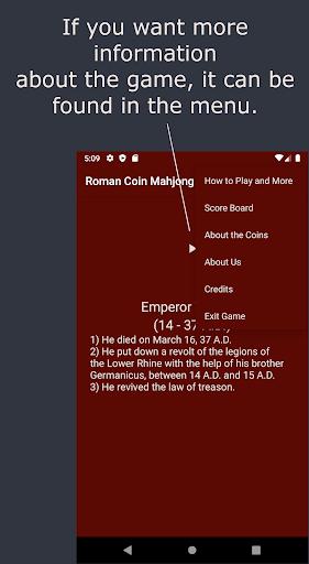 Roman Coin Mahjong Screenshots 6