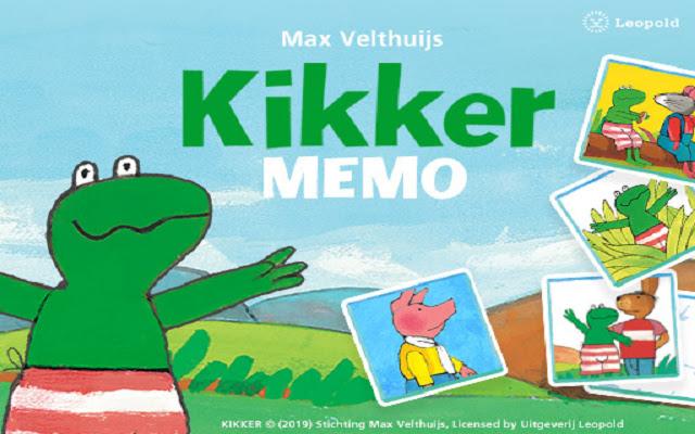 Kikker Memo