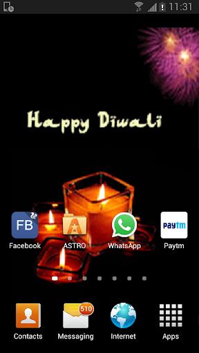Diwali Live Wallpaper