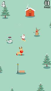 Santa Skate - náhled